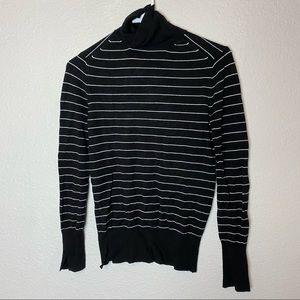 Zara Knit | Long Sleeve Turtle Neck Sweater M